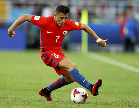 Alexis Sanchez is set to debut against Yeovil Town.