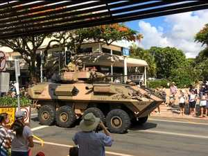Australia Day parade delights crowd of thousands
