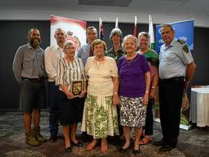 CQ fire heroes awarded for long-time service