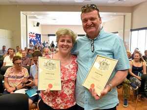 UK couple adore 'Aussie mateship'