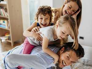 Keeping the love alive after children arrive