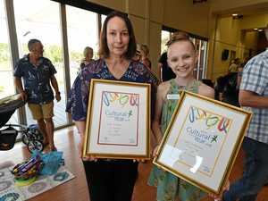 Young ballerina shines bright on community stage