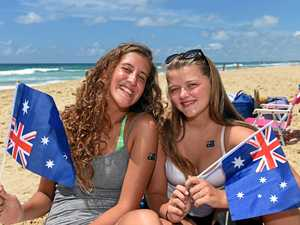GALLERY: Marcoola Rocks the place to be on Australia Day