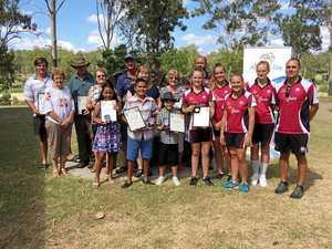 Mundubbera's Australia Day Award winners