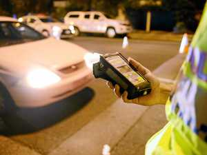 Man arrested for driving more than three times over limit