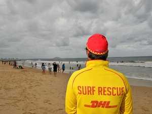 Lifeguard's plea to swim between flags