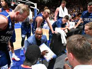 Wright warns 36ers to aim up against Bullets