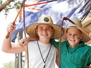 Highfields Pioneer Village draws crowds