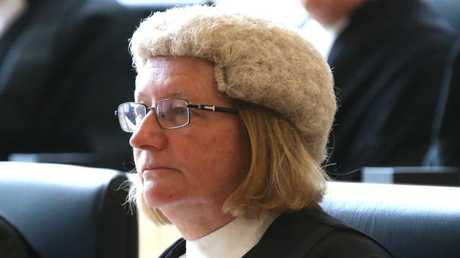 Chief Justice Catherine Holmes.