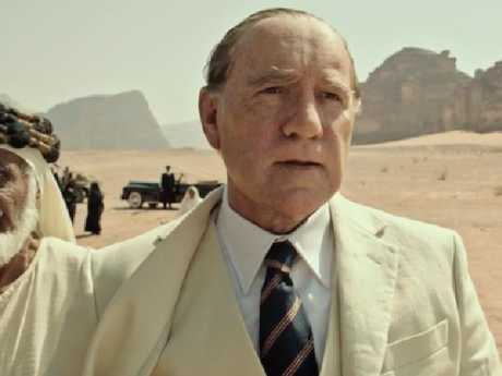 Director Ridley Scott cut Kevin Spacey out of his film All the Money in the World after the numerous allegations made against him. Picture: Supplied