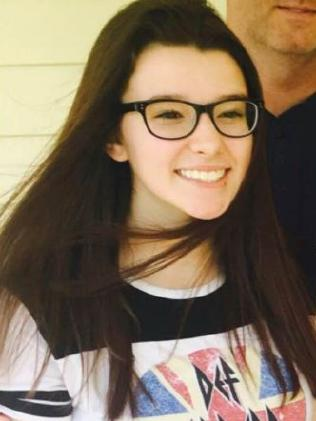 Bailey Holt, 15, died. Picture: Supplied