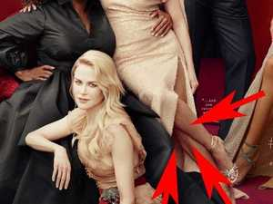 Awkward: Vanity Fair's massive cover fail