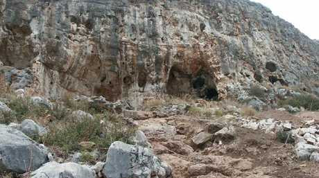 Researchers found the jawbone in an Israeli cave, indicating that modern humans left Africa as much as 100,000 years earlier than previously thought.