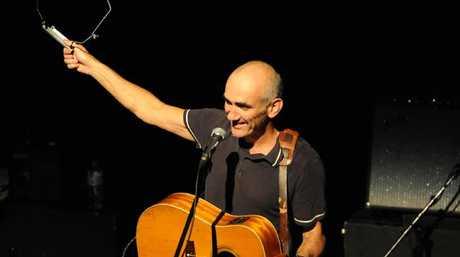 Quintessentially Australian ... Music legend Paul Kelly. Picture: Patrina Malone