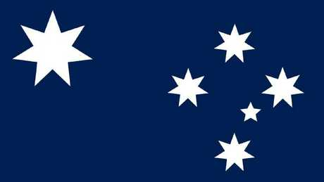 New proposed design of the Australian flag by Ausflag Limited