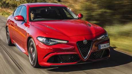 Alfa Giulia: Some queries, a few flaws but a brilliant drive.