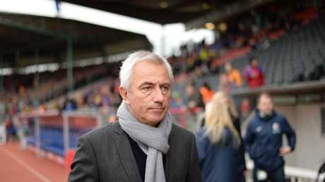 New Roos head coach Bert van Marwijk
