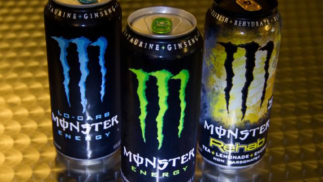 Monster Energy drink company has been hit with four separate civil cases about an