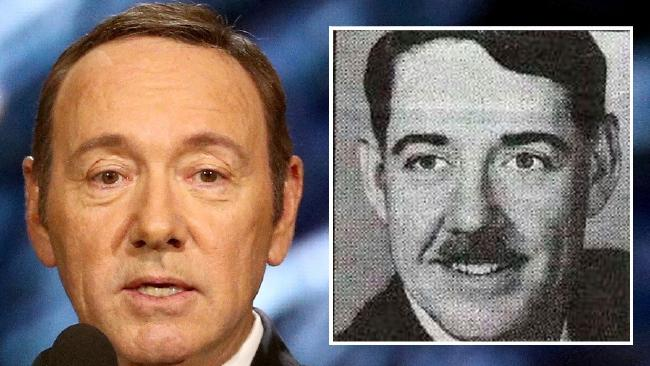 Kevin Spacey is worse than his father, his brother Randy Fowler says. Picture: Getty