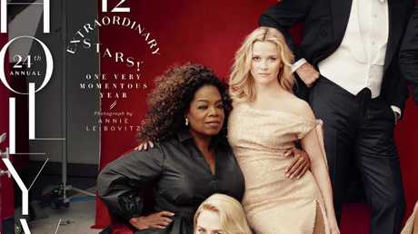 Why so leggy, Reese? Picture: Vanity Fair