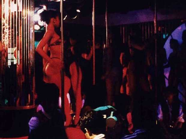 Bangkok's sex industry is literally causing it to sink, authorities say.