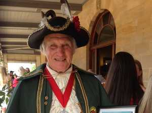 HEAR YE: Town crier named our Citizen of the Year