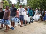 South Africa's fastest growing city is also fast-tracked to run out of water in less than 75 days.