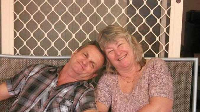 Karen and William Zahner were involved in a head-on collision on the Mary Valley Highway near Gympie on January 23, 2018. Mrs Zahner was killed in the crash and Mr Zahner faces months in hospital with severe injuries.