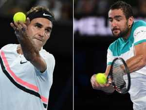Federer's chilling warning to Cilic