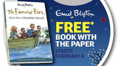 The Classic Enid Blyton Collection starts February 4.
