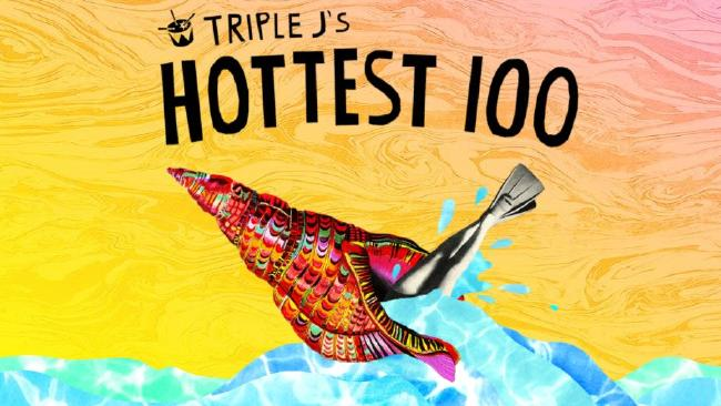 Triple J's Hottest 100 2018. Picture: Triple J