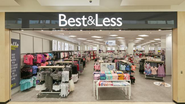 Best&Less is using school uniforms in an attempt to wrestle Kmart's retail crown.