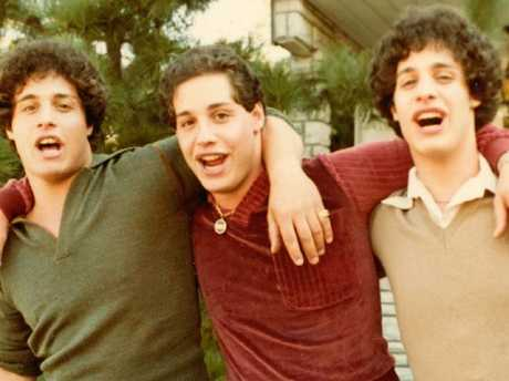 Bobby Shafran, Eddy Galland and David Kellman. Picture: Sundance Institute
