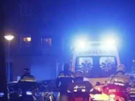 A teenage boy was killed in a street shooting in Amsterdam. Picture: Sunrise
