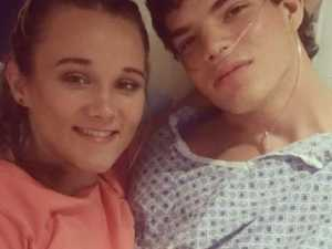 Teen's last wish before dying