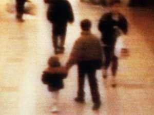 The day James Bulger's mum let go of his hand
