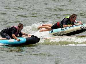 Warnings heeded as water sport enthusiasts on best behaviour