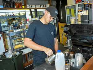 Business is brewing for local coffee chain