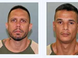 One prison escapee still at large in Central Queensland