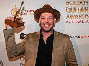 Mackay crooner 'blown away' at Golden Guitar win
