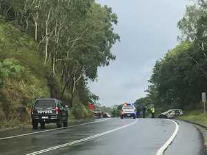 76yo Hampden man killed in Bruce Highway smash