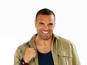 Anthony Mundine goes into the jungle