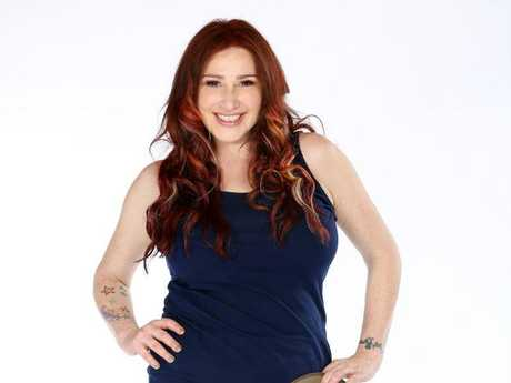 Tiffany. I'Picture: Nigel Wright/Network Ten.