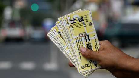 The federal government is planning an unprecedented crackdown on ticket scalpers. Picture: AFP