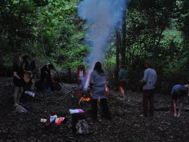 Some visitors say they found the meditation sessions at Osho Samaya Ashram frighteningly intense.