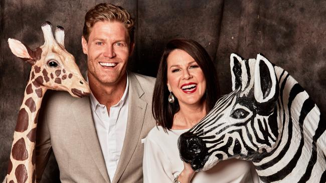 The hosts of 'I'm a Celebrity ... Get Me Out Of Here!'
