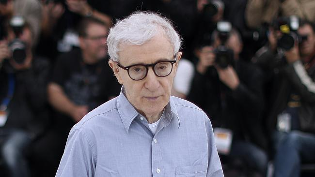 Woody Allen's latest film, A Rainy Day in New York, may never be released.