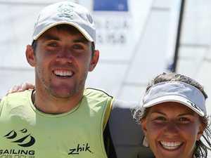 Aussie sailing cousins foil Olympic champs
