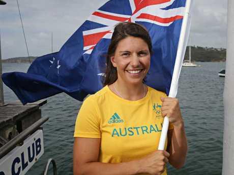 Lisa Darmanin was an ambassador for Australia Day last year