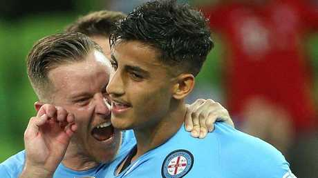 Daniel Arzani has made quite an impression.
